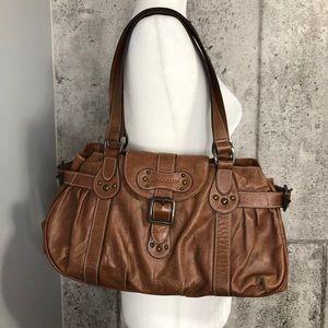 Longchamp Idole Vintage Should Bag